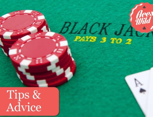 Win at Blackjack with these three tips