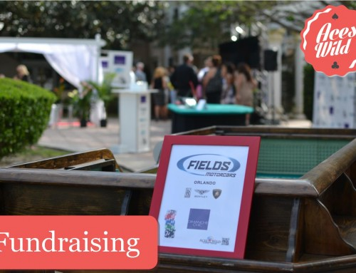 9 Tips on creating a Profitable Fundraising Event